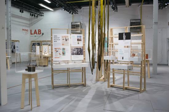 ‪Museum of Food and Drink Lab (MOFAD Lab)‬