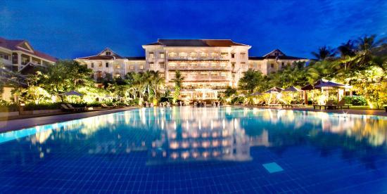 Royal Angkor Resort & Spa : Hotel View