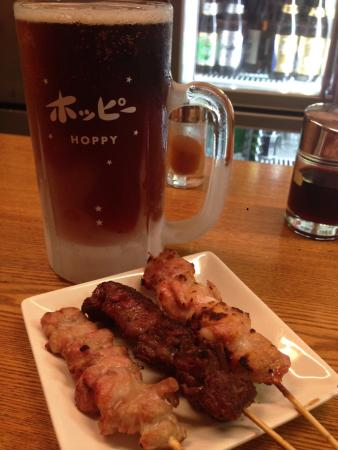 Bincho Charcoal Grill Ikeda
