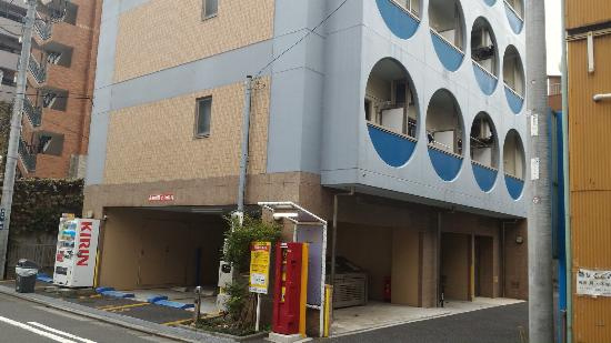 Lagna Hiratsuka : 安くてよいホテル