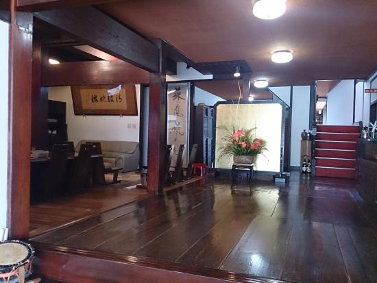 Nyuzen-machi, Jepang: ロビー