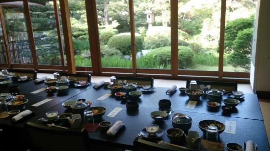 Nyuzen-machi, Jepang: お座敷