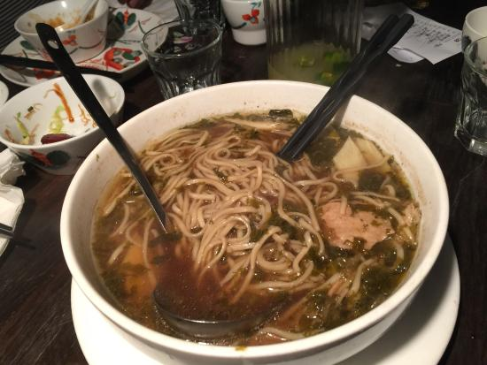 The Grandma's Restaurant (Wai Po Jia): Delicious food