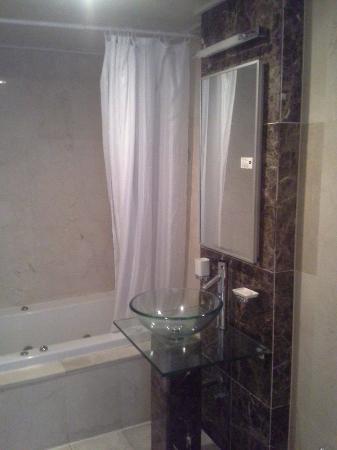 Cheongdam Human Star Ville : バスルームには一応バスタブがあります
