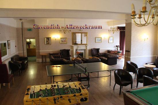 Cavendish Hotel: Allzweckraum