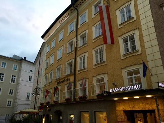 salzburgo altstadthotel wolf dietrich: