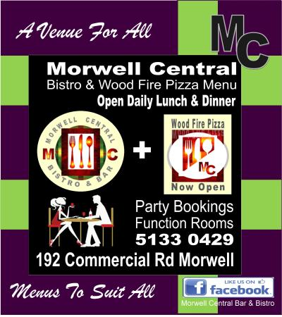 Morwell Central Bistro & Bar
