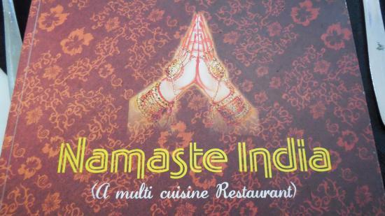 Namaste India: Restaurant
