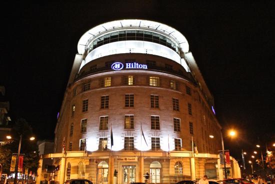 Hilton Hotel Cardiff Restaurant