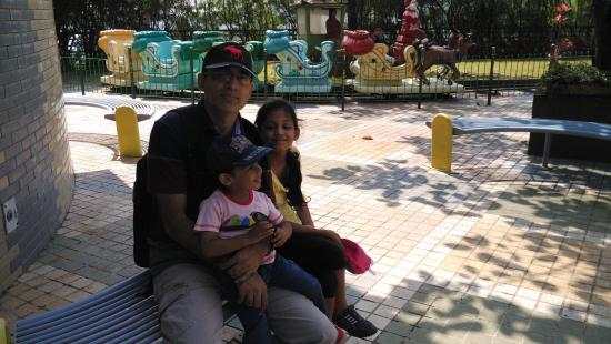 On Wheelz Amusement Park