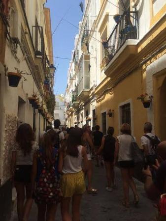 Free Tour Cadiz Lalunares
