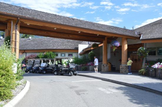 Quaaout Lodge & Spa at Talking Rock Golf Resort: esterno