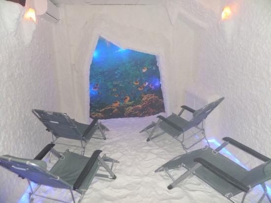 Salt Cave Dykhanie Morya