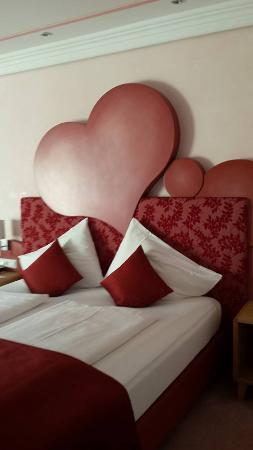 Hotel Prägant: Zimmer für Verliebte