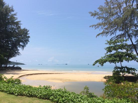 Dusit Thani Krabi Beach Resort: Amphoe Mueang Beach, Dusit Thani, Krabi