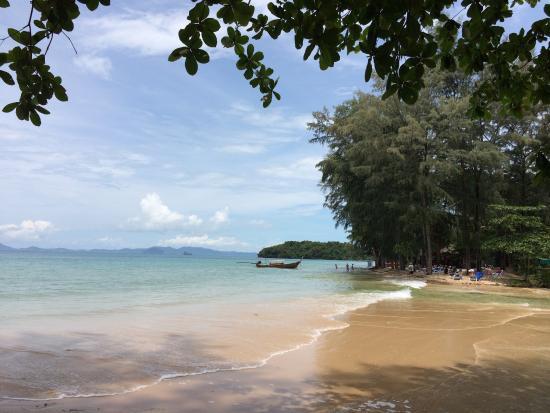 Amphoe Mueang Beach Dusit Thani Krabi Picture Of Dusit