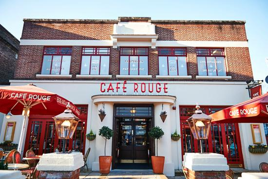 Cafe Rouge Haywards Heath