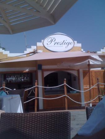 Prestige Beach Restaurant