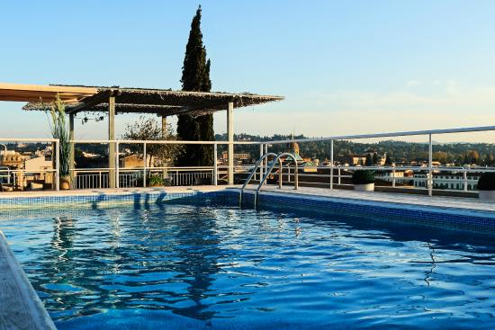 Piscina Picture Of Kraft Hotel Florence Tripadvisor