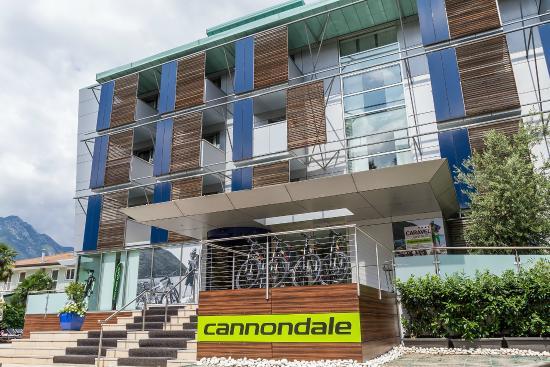 Hotel Caravel: entrata