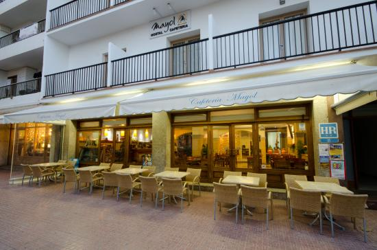 Cafeteria Hostal Mayol