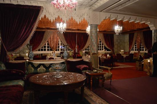 Villa Des Ambassadors : Salon Marocain