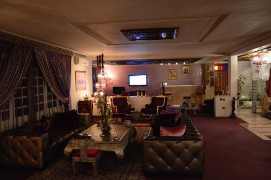 Villa Des Ambassadors : Salon Bar