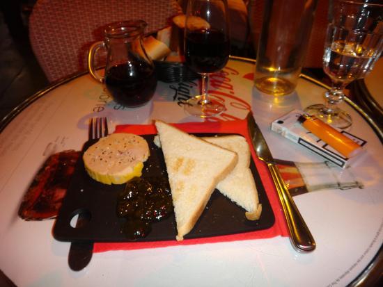 Saint Severin: Pâté de foie gras