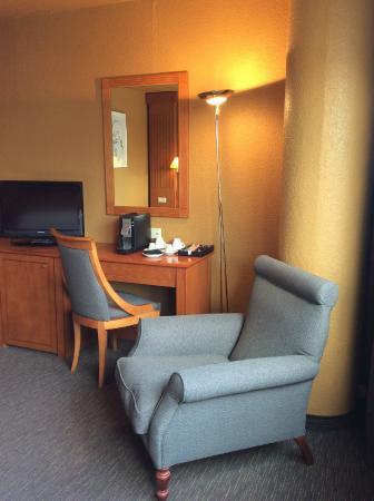 Hotel Campus UAB: Habitación Executive