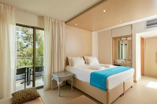 Strange The Casual Room Bild Von The Island Hotel Gouves Interior Design Ideas Clesiryabchikinfo