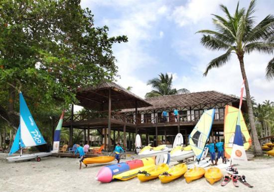 Welcome To Bintan - Day Tours: Nirwana Beach Club