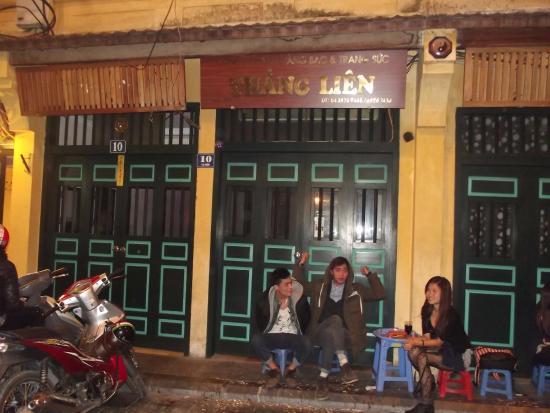 Hanoi Ruby Hotel: вид вокруг отеля