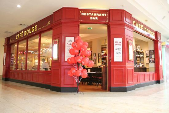 Cafe Rouge - Bluewater