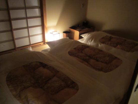 The Ritz Carlton Osaka Futons In Japanese Style Hotel Room