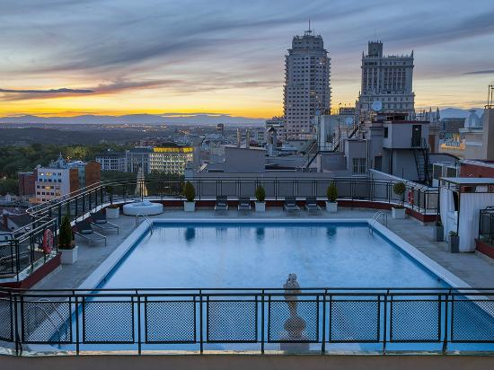 Emperador Hotel Madrid Updated 2017 Reviews Price