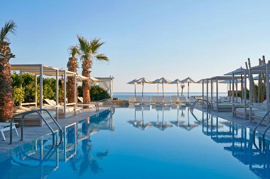 Das Wohl Schonste Hotel Auf Kreta The Island Hotel Gouves