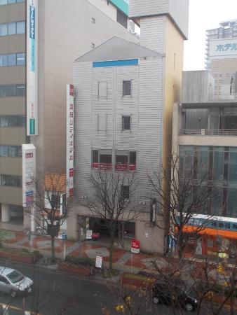 Morioka City Hotel : 外観