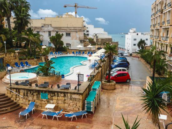 La piscine - Picture of Porto Azzurro, St. Paul's Bay - TripAdvisor