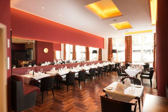 Kleinhuis Restaurant im Baseler Hof
