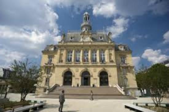 Hotel de ville picture of residence paris asnieres - Piscine plage paris asnieres sur seine ...