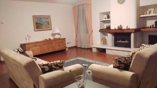 B&B Fattorini: Very spacious bed & breakfast with a very reasonable and affordable price... The place is clean