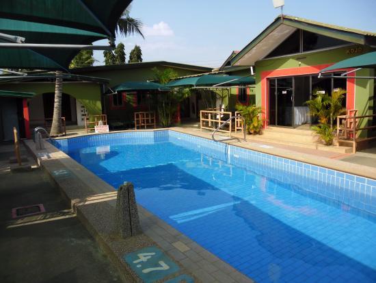 Kaysens Grande Hotel : Pool Area
