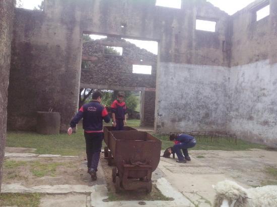 Parque Arqueológico Mina La Oriental