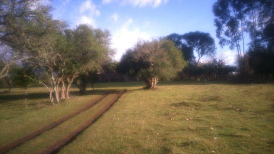 Mina La Oriental, Parque Geominero