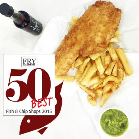 Harpers Fish & Chips York: 50 Best Fish & Chip Shop Winners 2015