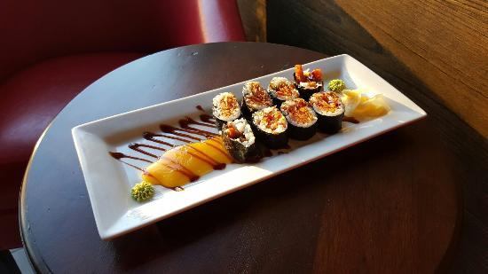 Linn Grove, IA: NewBo Sushi