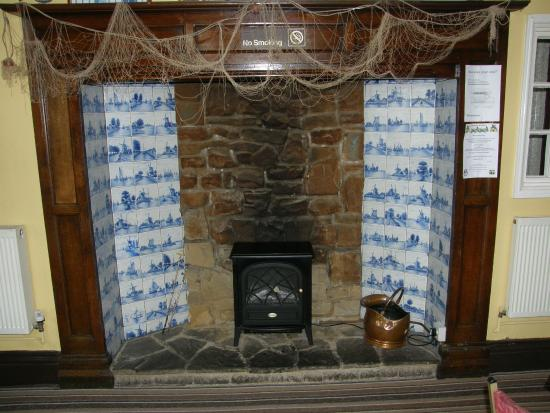 Sloop Inn Barton Upon Humber Tripadvisor, Delft Fireplace Tiles