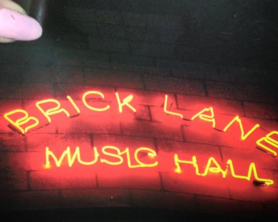 Brick Lane Music Hall: The venue