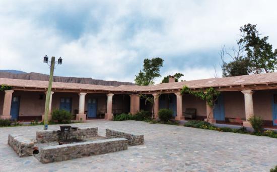 Sala de Payogasta: El patio interno de nuestro hotel