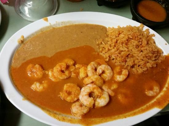 Santa Paula, CA: Shrimp